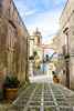 Erice (fede_gen88) Tags: erice sicilia sicily italia italy street old tower houses