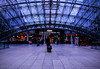 The Square West (Raphael de Kadt) Tags: station bahnhof fernbahnhof frankfurt germany railways architecturalmasterpiece aechitecture concourse airport frankfurtairport thesquare