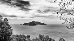 Capri (drasphotography) Tags: capri italia monochrome nature italy italien island insel isola amalfitana costiera amalfiküste monochromatic monotone sky cielo himmel natura natur drasphotography travel travelphotography reise reisefotografie blackandwhite bw bianconero schwarzweis sw