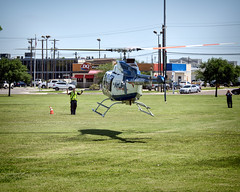 A photo of Dairy Queen (Steve Holsonback) Tags: texas victoria helicopter dairy queen training