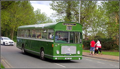 United Counties 311 (Lotsapix) Tags: unitedcounties buses bus preserved bristolre nbc easterncoachworks ecw nationalbuscompany national green leafgreen nbd311f