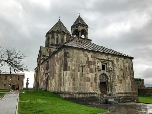 Gandzasar Monastery - Nagorno Karabakh