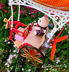 🌺 Hello Spring 🌸 🐇 春遊記 • 踏青篇 🐦 (violet-pegasus) Tags: sylvanianfamilies calicocritters 森林家族 シルバニアファミリー mywoodlandcritters森林の小精靈 critters miniature toys animal doll dollhouse figure toyphotography toystagram instatoys iphonephotography spring 春 springtime springday springflowers flowers bunny rabbit specialedition limitededition sylvaniancherryblossomrabbit sylvanianpinkrabbit sylvanianmomoirorabbit ももいろウサギ