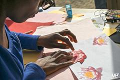 Carole B DxOFP LM+50 1000809 (mich53 - thank you for your comments and 5M view) Tags: arts artistes collage papier artiste télémètre leicam découpage