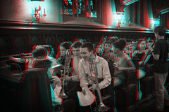 00568_2018-05_01_R_DDD (DDDavid Hazan) Tags: brooklyn newyork ny nyc school concert music intruments trumpet trombone frenchhorn orchestra friends students church anaglyph 3d bwanaglyph blackandwhiteanaglyph 3danaglyph 3dstereophotography redcyan redcyan3d stereophotography stereo3d