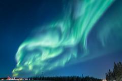 Sky explosion (frostnip907) Tags: northernlights auroraborealis night nightsky sky longexposure astrophotography alaska