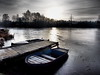 Boot am Steg (Pico 69) Tags: boot see morgens sonne morgensonne idylle ruhe wasser landschaft natur pico69