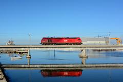 TK 6002 (Nelso M. Silva) Tags: takargo euro 4000 vossloh ramal portod e aveiro ria diesel locomotiva