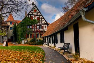 Timber framed architecture @ Baden-Württemberg