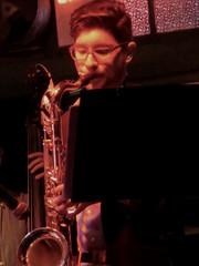 Joshua Marshall (michaelz1) Tags: livemusic ivyroom albany improvhootenanny lifesbloodensemble joshuamarshall