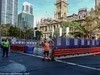 CBD & South East Light Rail - George, Park and Druitt Streets - Update 15 April 2018 (1) (john cowper) Tags: cselr sydneylightrail georgestreet parkstreet druittstreet alignment tracklaying trackslab traffic diversions townhall queenvictoriabuilding qvb transportfornsw altrac sydney newsouthwales