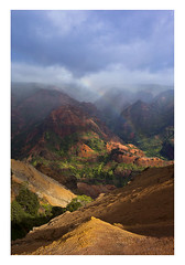 Waimea Canyon, Kaua'i, Hawai'i (danny wild) Tags: hawaii aloha island kauai mahalo rainbow waimea paradise vacation travel dannywild hiking nature adventure canon hawaiian pacific