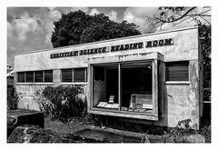 CLOSED (Timothy Valentine) Tags: 0418 building decay 52weeks urbex misc silverefex vacation blackandwhite 2018 bridgetown saintmichael barbados bb