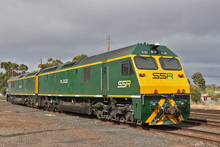 RL302 @ Dimboola - 16 April 2018