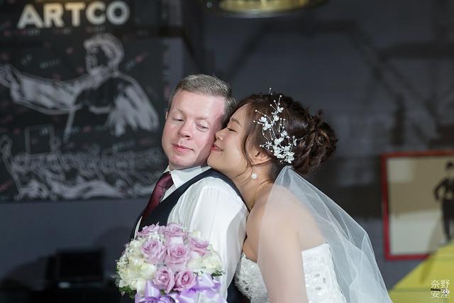 高雄婚攝 典藏駁二餐廳 ARTCO (42)