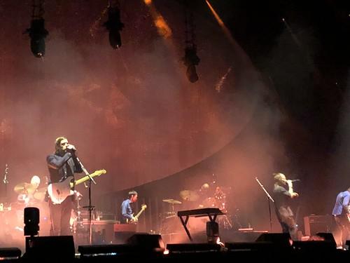 Radiohead @ Estadio Nacional