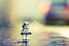 RainTrooper (arnaud patoto) Tags: starwars stormtrooper trooper lego toys jouets figurine drop gouttes sony a7 105mm