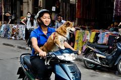 Moto ride, Ho Chi Minh City (Valdas Photo Trip) Tags: vietnam ho chi minh city street photography