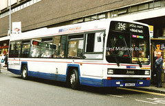 1194 (YW) G194 EOG (WMT2944) Tags: 1194 g194 eog leyland lynx west midlands travel