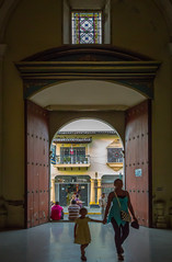 2W0A1514.jpg (Johanna Barton) Tags: windowbasilicacathedraloftheassumption nicaragua waterlowlight building church leon león departamentodeleón ni