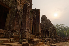 Bayon Temple, Siem Reap (unsharptooth) Tags: temple bayon angkorthom siemreap cambodia travel travelphotography ancientruins angkorarchaelogicalpark