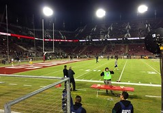#Stanford vs #Cal for #theBigGame (Σταύρος) Tags: intellectualbrutality fosterfield nerdnation fearthetree 1891 thefarm grassfield footballgame americanfootball pac12 myview myseat redzone biggame stanfordstadium stanfordfootball collegefootball pac10 thebiggame theax stanfordcardinal nikon nikond700 d700 70300mm stanford paloalto southgate ncaa santaclara cali californië californie california northerncalifornia norcal stanfordaxe footballplayers theaxe sportsaction teamsport siliconvalley stadium footballstadium stadion stade estadio estádio footballfield kalifornien