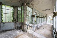 Tomorrow (suspiciousminds) Tags: urbex urbanexploration decay abandoned sanatorium architecture
