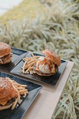 Tokyo Tokyo Wagyu Burger (Trice Nagusara) Tags: burger tokyotokyo food philippines japanesefood tricenagusara tricenagusarasephcham wagyuburger