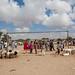 Somali people in the livestock market, Woqooyi Galbeed region, Hargeisa, Somaliland