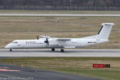 D-ABQI - 2009 build Bombardier Dash 8-402, arriving on Runway 23L at Dusseldorf (egcc) Tags: 4264 bombardier dabqi dh8d dhc dus dash8 dash8402 dehavillandcanada dusseldorf eddl ew ewg eurowings lightroom rheinruhr