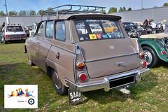 Saab 95 familiale 7 places (pontfire) Tags: saab 95 familiale 7 places sw break wagon station