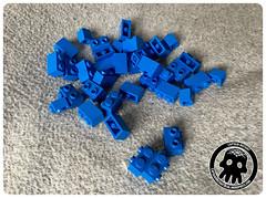 42-4 Comparaison (captainmutant) Tags: afol classic space lego ideas legospace minifig minifigures moc sciencefiction scifi exploration legography brickography photography toy