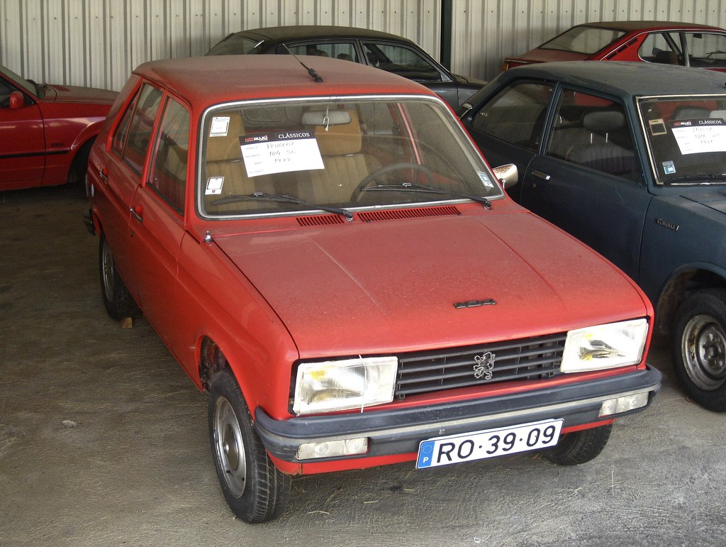 The world 39 s most recently posted photos of 1977 and for Garage peugeot portugal