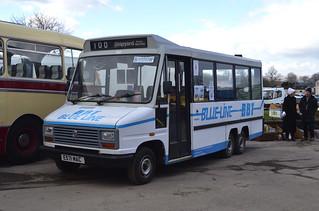 100. E571 MAC: Barrow Borough Transport