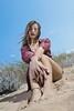Spiaggia (Cyclope Foto - Sicilia Immagini) Tags: fabiocorselli chantal riserva natura bellezza modella spiaggia fiume abito trasparenza sensuale mare sabbia sicilia