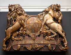 Stern carving from the Royal Charles | c.1663–c.1664 | The Rijksmuseum-49 (Paul Dykes) Tags: rijksmuseum museumofthenetherlands art gallery museum amsterdam netherlands nl holland