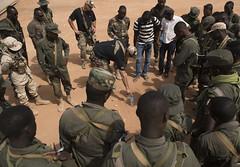Flintlock 2018 Training in Agadez, Niger