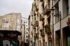 With balcony (Edwin Verhulst) Tags: city building balcony spain valència