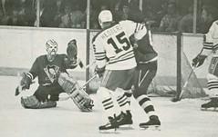 Winnipeg Jets vs Pittsburgh Penguins (vintage.winnipeg) Tags: winnipeg manitoba canada vintage history historic sports winnipegjets