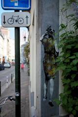 Show me your poster (Alexandre Dulaunoy) Tags: streetart street bruxelles brussels poster posters