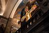 Giotto: Croce di ognissanti, c 1310 (Anita Pravits) Tags: chiesadiognissanti firenze florence florenz giottodibondone italia italien italy kirche kruzifix ognissanti toscana toskana tuscany church crucifix