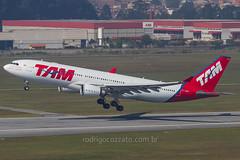 PT-MVF (rcspotting) Tags: gru sbgr ptmvf airbus a330200 tam