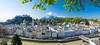 Salzburg Panorama (Theo Crazzolara) Tags: salzburg austria österreich europe europa city alps alpine alpen festunghohensalzburg hohensalzburg castle church worldheritage unesco panorama landscape travel traveling highlights sightseeing