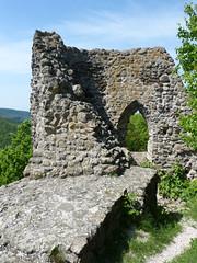 Drégelyvár, Saroktorony (ossian71) Tags: magyarország hungary börzsöny épület building műemlék sightseeing várrom ruin rom drégelyvár drégelypalánk
