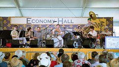 Tuba Skinny at the New Orleans Jazz and Heritage Festival on Sunday, April 29, 2018