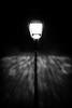 Street Light (ROSS HONG KONG) Tags: light lamp street streetphoto florence italy black white blackandwhite monochrome noir blanc wall bw streetlamp
