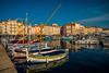 Sunshine harbour... (Dafydd Penguin) Tags: sunshine harbour harbor port dock sun boats vessel fishing yachts water sea traditional blue saint tropez cote dazur france mediterranean leica m10 elmarit 21mm f28