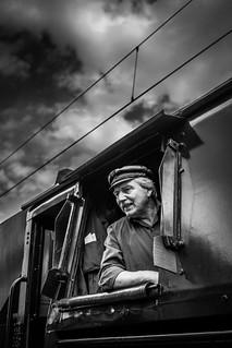 Lukas the locomotive machinist