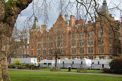 Lincoln's Inn (Can Pac Swire) Tags: london england english great britain city centre center uk unitedkingdom building architecture holborn lincolnsinn 2016aimg2212 legal drama lincolnsinnfields