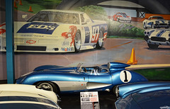 1957 Chevy Corvette (Chad Horwedel) Tags: 1957chevycorvette chevycorvette chevrolet chevy corvette classic car corvettemuseum bowlinggreen